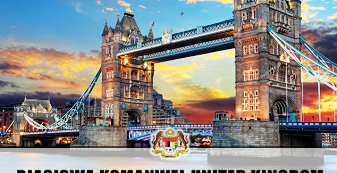 biasiswa komanwel united kingdom